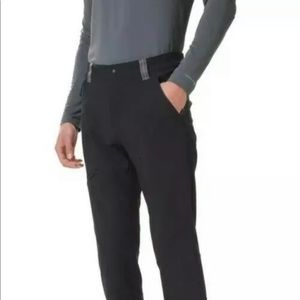 COLUMBIA Triple Canyon Fall Mens Hiking Pant Black